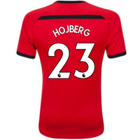 2018-2019 Southampton Home Football Shirt (Hojberg 23)