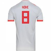 2018-2019 Spain Away Adidas Football Shirt (Koke 8) - Kids