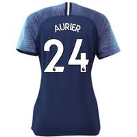 2018-2019 Tottenham Away Nike Ladies Shirt (Aurier 24)