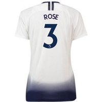 2018-2019 Tottenham Home Nike Ladies Shirt (Rose 3)