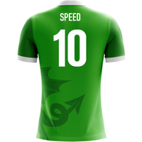 2018-2019 Wales Airo Concept 3rd Shirt (Speed 10)
