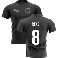 2020-2021 New Zealand Home Concept Rugby Shirt (Read 8)