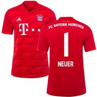 2019-2020 Bayern Munich Adidas Home Shirt (Kids) (NEUER 1)