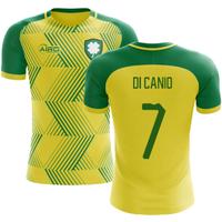 2019-2020 Celtic Away Concept Football Shirt (Di Canio 7)