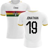 2019-2020 Ghana Away Concept Football Shirt (Jonathan 19) - Kids