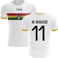 2019-2020 Ghana Away Concept Football Shirt (M. Wakaso 11)