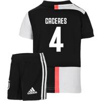 2019-2020 Juventus Adidas Home Baby Kit (Caceres 4)