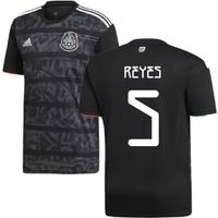 2019-2020 Mexico Home Adidas Football Shirt (Reyes 5)