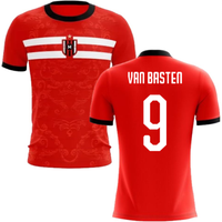 2019-2020 Milan Away Concept Football Shirt (Van Basten 9) - Kids
