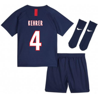 2019-2020 PSG Home Nike Baby Kit (KEHRER 4)
