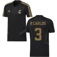 2019-2020 Real Madrid Adidas Training Shirt (Black) (R CARLOS 3)