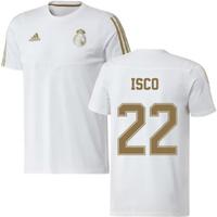 2019-2020 Real Madrid Adidas Training Tee (White) (ISCO 22)