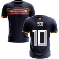 2019-2020 Spain Away Concept Football Shirt (Isco 10)