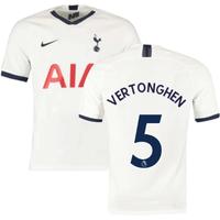 2019-2020 Tottenham Home Nike Football Shirt (VERTONGHEN 5)