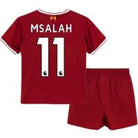 2017-18 Liverpool Home Baby Kit (M Salah 11)