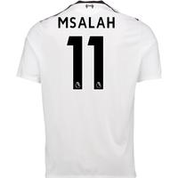 2017-18 Liverpool Away Shirt (M Salah 11)