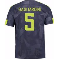 2017-18 Inter Milan Third Shirt (Gagliardini 5) - Kids