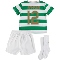 2017-18 Celtic Home Mini Kit (Gamboa 12)