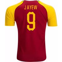 2018-19 Ghana Home Shirt (J Ayew 9)