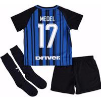 2017-18 Inter Milan Home Mini Kit (Medel 17)