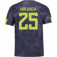 2017-18 Inter Milan Third Shirt (Miranda 25)