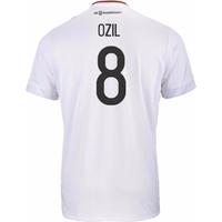 2017-18 Germany Home Shirt (Ozil 8)