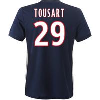 2017-2018 Lyon Adidas Away Shirt (Tousart 29)