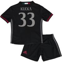 2016-17 Ac Milan Home Mini Kit (Kucka 33)