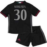 2016-17 Ac Milan Home Mini Kit (Vergara 30)