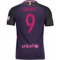 2016-17 Barcelona With Sponsor Away Shirt - (Kids) (Cruyff 9)