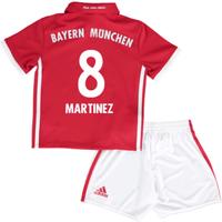 2016-17 Bayern Munich Home Mini Kit (Martinez 8)
