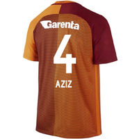2016-17 Galatasaray Home Shirt (Aziz 4)