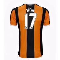 2016-17 Hull City Home Shirt (Weir 17)