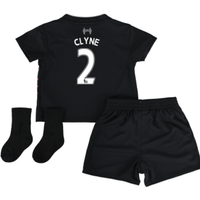 2016-17 Liverpool Away Baby Kit (Clyne 2)