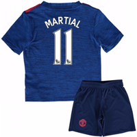 2016-17 Man United Away Baby Kit (Martial 11)