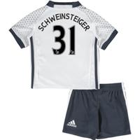 2016-17 Man United Third Mini Kit (Schweinsteiger 31)