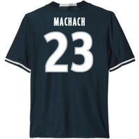 2016-17 Marseille Away Shirt (Machach 23)