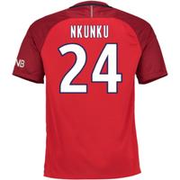 2016-17 PSG Away Shirt (Nkunku 24)