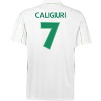 2016-17 Vfl Wolfsburg Away Shirt (Caligiuri 7)