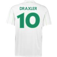 2016-17 Vfl Wolfsburg Away Shirt (Draxler 10) - Kids