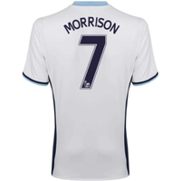 2016-17 West Brom Albion Home Shirt (Morrison 7)