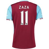 2016-17 West Ham Home Shirt (Zaza 11)