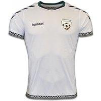 2016-2017 Afghanistan Womens Hummel Football Shirt
