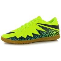 Nike Hypervenom Phade Mens Indoor Court Trainers (Volt-Black)