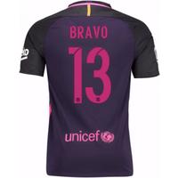 2016-17 Barcelona Away Shirt (Bravo 13)