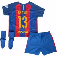 2016-17 Barcelona Home Baby Kit (Bravo 13)