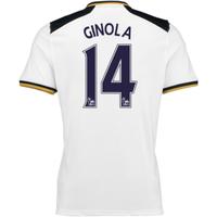 2016-17 Tottenham Home Shirt (Ginola 14)
