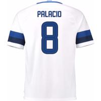 2016-17 Inter Milan Away Shirt (Palacio 8)