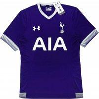 2015-16 Tottenham Under Armour Authentic Third Football Shirt