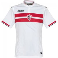 2017 Zamalek Joma Home Football Shirt